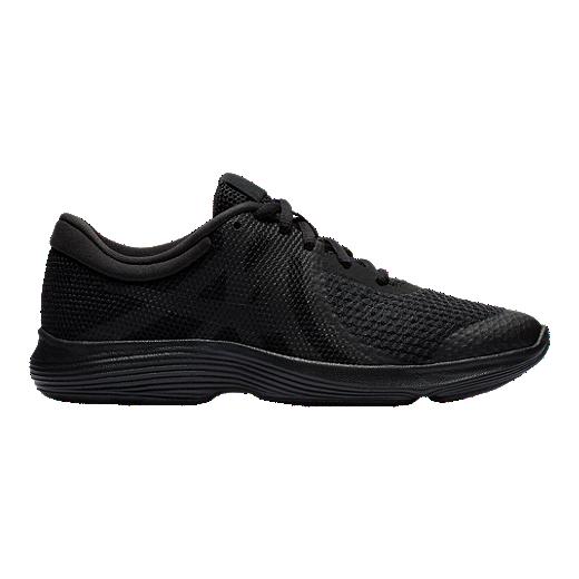 498c29a8f0 Nike Kids' Revolution 4 Grade School Shoes - Black - BLACK BLACK