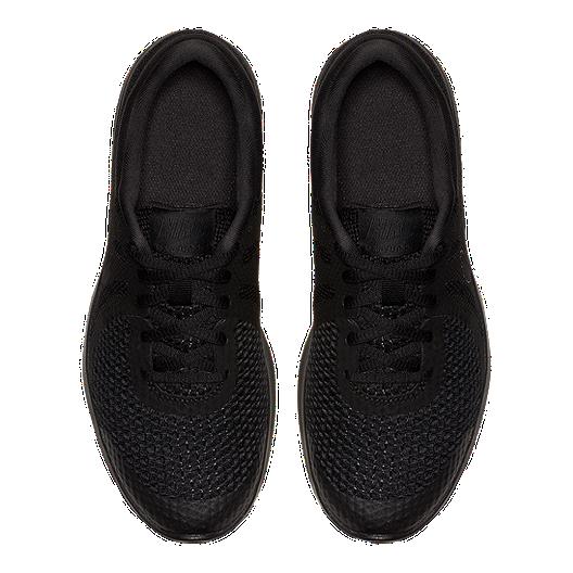 8d4fd7edf00ba Nike Kids  Revolution 4 Grade School Shoes - Black. (0). View Description