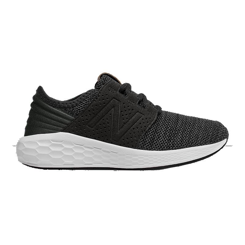 82c28ad20259 New Balance Kids  KJCRZV2G Grade School Shoes - Black Magnet