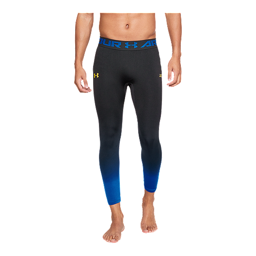 773820c15e Under Armour Men's SC30 Curry Seamless Compression 3/4 Tights | Sport Chek