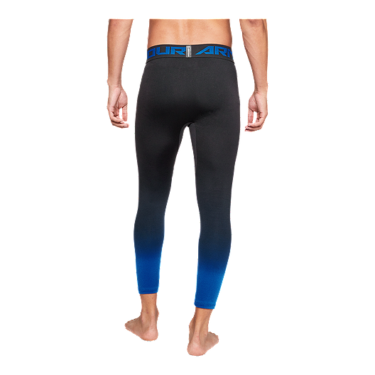 6a709830dc Under Armour Men's SC30 Curry Seamless Compression 3/4 Tights ...