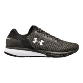 Under Armour Men's Charged Escape 2 Running Shoes - Black/White
