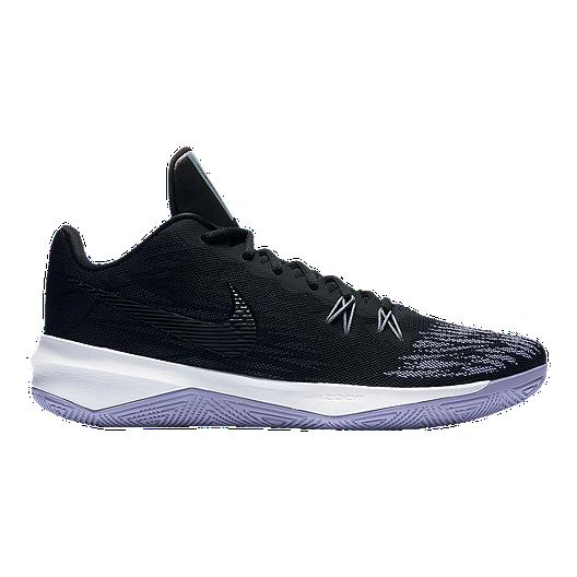 a2fcb23abd69 Nike Men s Zoom Evidence II Basketball Shoes - Black White