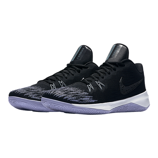 online store c4a46 d8ea2 Nike Men s Zoom Evidence II Basketball Shoes - Black White. (1). View  Description