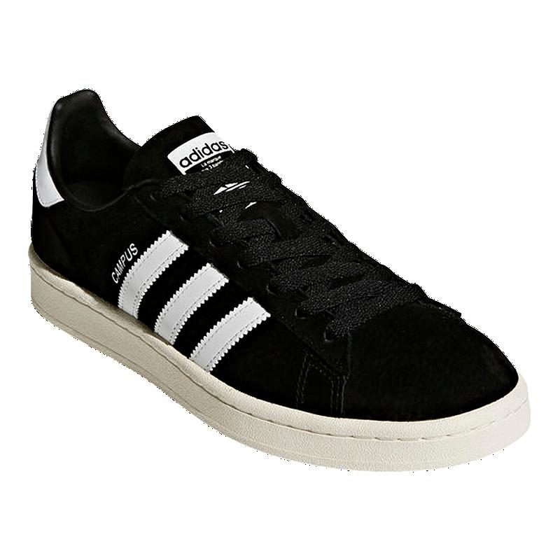 the latest ffecc ae95b adidas Mens Campus Core Shoes - BlackWhite  Sport Chek