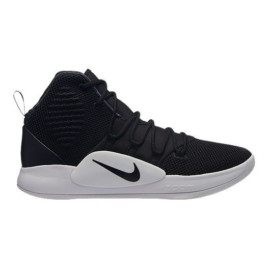 the latest 28bcf 60aee Nike Men s Hyperdunk X Basketball Shoes - Black White   Sport Chek