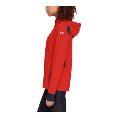 Under Armour Women S Outrun The Storm Running Jacket Sport Chek