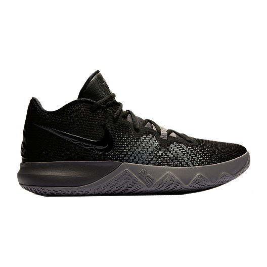 9da4c24a429b Nike Men s Kyrie Flytrap Basketball Shoes - Black Grey Blue