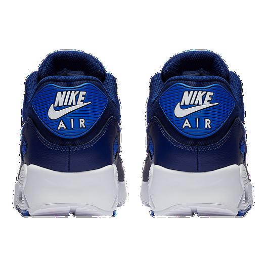 super popular 28f36 d60ce Nike Men s Air Max 90 Essential Shoes - Blue Royal White. (0). View  Description