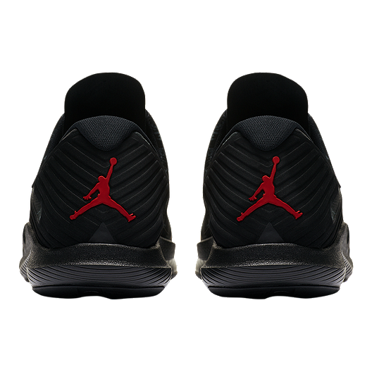 ff2253e78807 Nike Men s Jordan Relentless Basketball Shoes - Black Red Grey ...