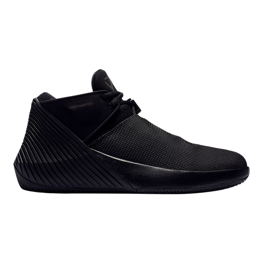 100% authentic a8940 03808 Nike Men s Jordan Why Not Zero.1 Low Basketball Shoes - Black   Sport Chek