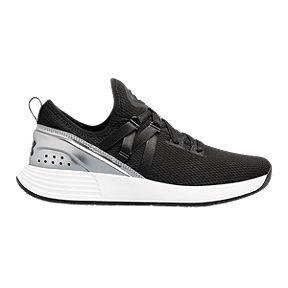 wholesale dealer 516c0 4cb81 Under Armour Women's Breathe Trainer Training Shoes - Black/Grey