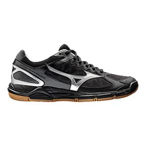 ef590f35a77c Mizuno Women s Wave Supersonic Indoor Court Shoes - Black Silver