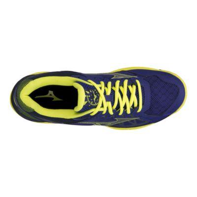 mizuno men's wave supersonic indoor court shoes review