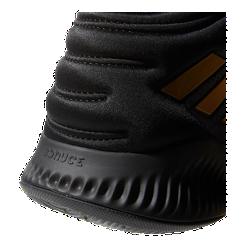 adidas Men s Mad Bounce 2018 Basketball Shoes - Black Metallic Gold ... 0b65b5a488ee3