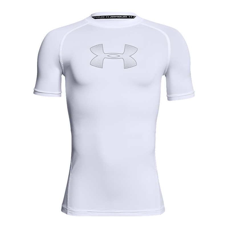 Sport Chek Heated Gloves: Under Armour Boys' HeatGear® Armour T Shirt