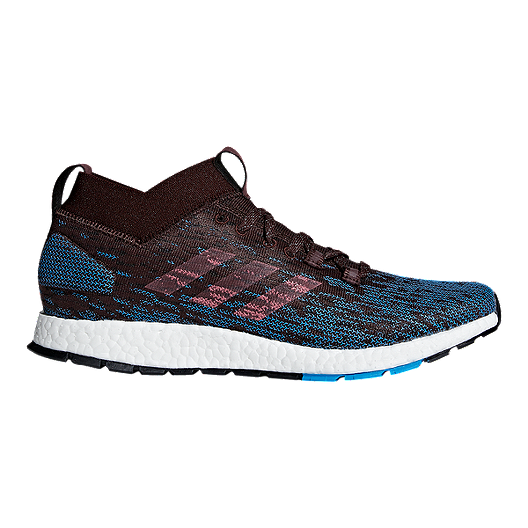 adidas Men's Pure Boost RBL Running Shoes BlackBlue