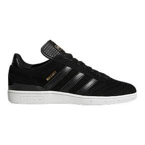bb72746ba91 adidas Men s Buzenitz Core Skate Shoes - Black White