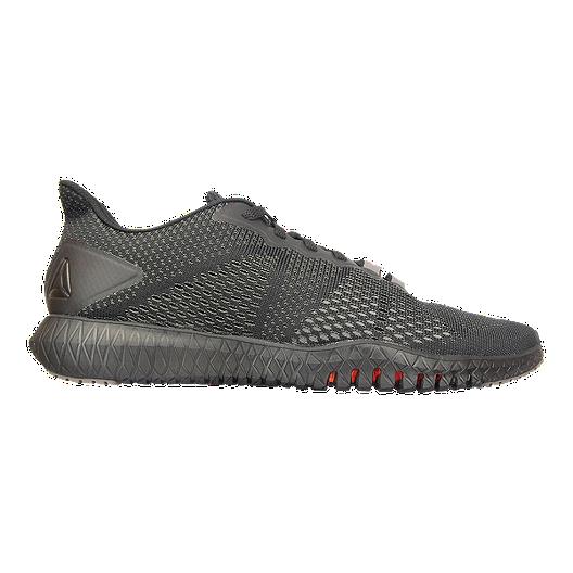 2de648c3d4d3 Reebok Men s Flexagon TR Training Shoes - Black White Shark