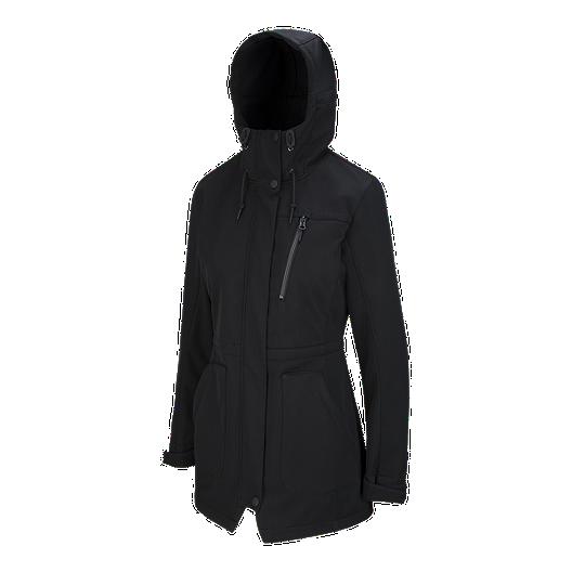d4c97437aa736 Ripzone Women's Coaster Hooded Softshell Jacket | Sport Chek