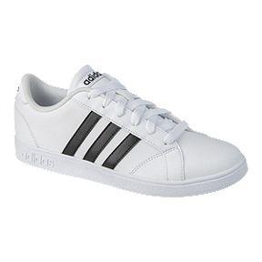 buy online c0924 63596 adidas Kids Baseline Grade School Shoes – WhiteBlackWhite