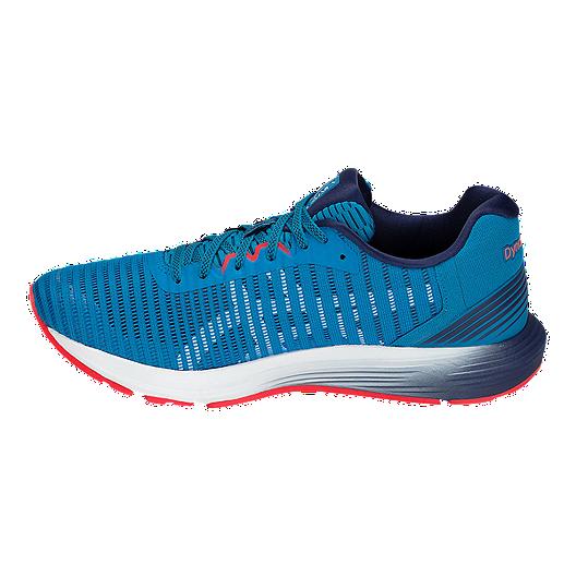 sports shoes 8333e 765f5 ASICS Men's Dynaflyte 3 Running Shoes - Race Blue/White