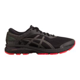 ASICS Men's GEL-Kayano 25 Lite-Show Running Shoes - Black