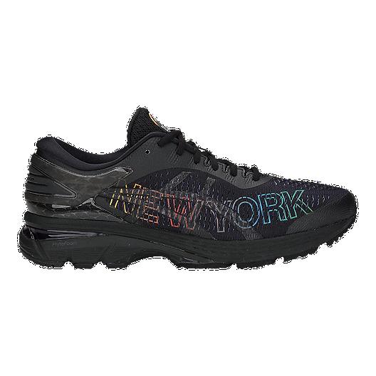 best website a7a01 4df6b ASICS Men s GEL-Kayano 25 NYC Running Shoes - Black   Sport Chek