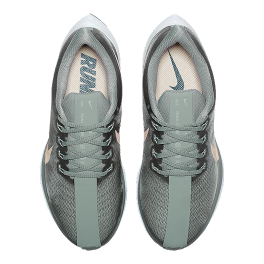 c534e553b50cc Nike Women s Zoom Pegasus 35 Turbo Running Shoes - Green Silver. (0). View  Description