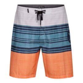 Hurley Men's Strands 20 Inch Boardshort - Aqua