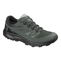 Salomon Mens Outline GTX Hiking Shoes - Urban Chic/Black