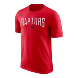 Toronto Raptors Nike Men's Dry ES Team Name T-Shirt