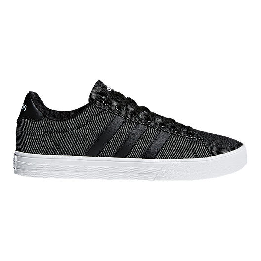 d251068cfa11 adidas Men s Daily 2.0 Skate Shoes - Black White