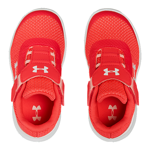 New Under Armour Surge Toddler Girl Penta Pink Running Shoes Sizes 10T