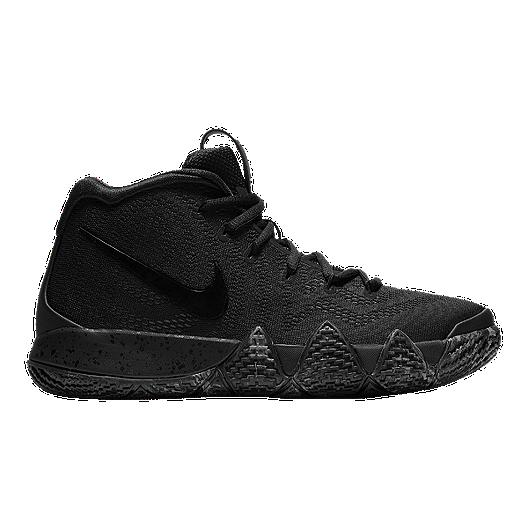 7e066a406fb Nike Kids  Kyrie 4 Grade School Basketball Shoes - Black