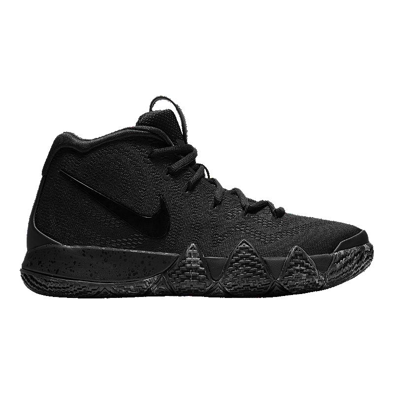 fbf4f6e645e0 Nike Kids  Kyrie 4 Grade School Basketball Shoes - Black