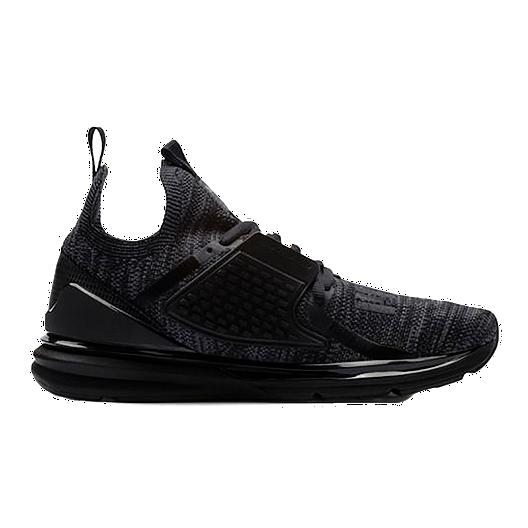 7c402aaa5 PUMA Men's Ignite Limitless 2 EVOKNIT Shoes - Black/Iron | Sport Chek