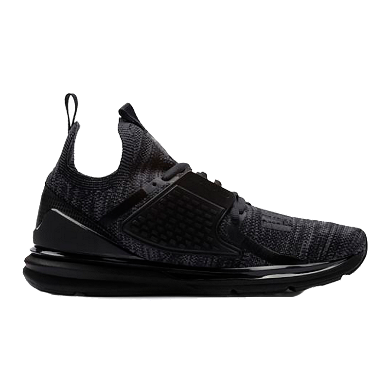 6d6017e205b0 PUMA Men s Ignite Limitless 2 EVOKNIT Shoes - Black Iron