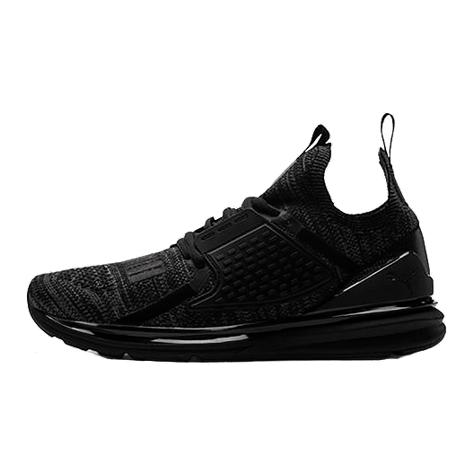 PUMA Men's Ignite Limitless 2 EVOKNIT Shoes BlackIron