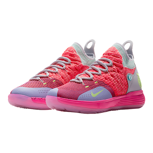 ef573207bcb9 Nike Kids  KD River Champ Grade School Basketball Shoes - Punch Platinum.  (0). View Description