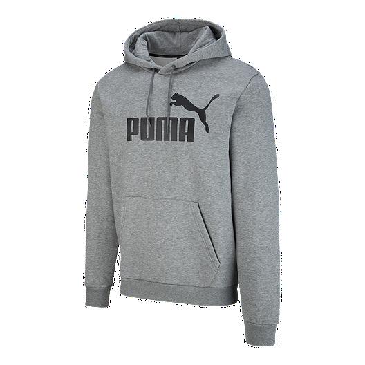 0da9f32febc3 Puma Men s Essentials Big Logo Pullover Hoodie