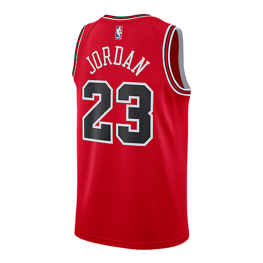 cheap for discount fff1e 488ad Chicago Bulls Nike Men's Michael Jordan Swingman Road Jersey ...