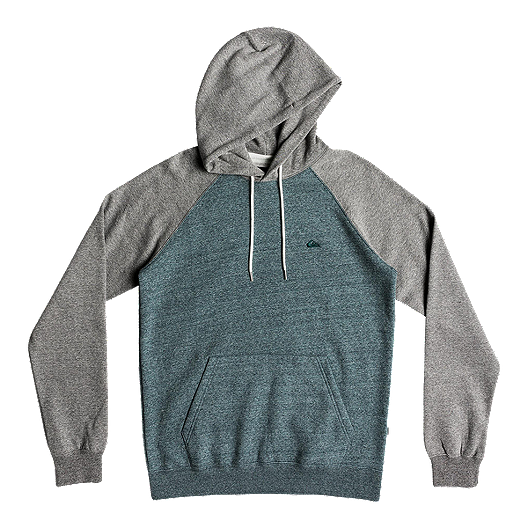 ec3cc2e034b Quiksilver Men s Everyday Pullover Hoodie - Teal