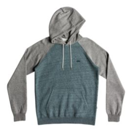 Quiksilver Men's Everyday Pullover Hoodie - Teal
