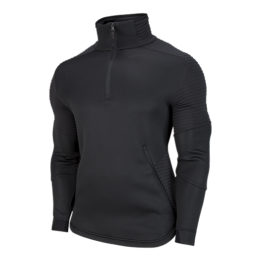 67f6a27dff Under Armour Men's Unstoppable Move Airgap 1/2 Zip Long Sleeve Shirt ...
