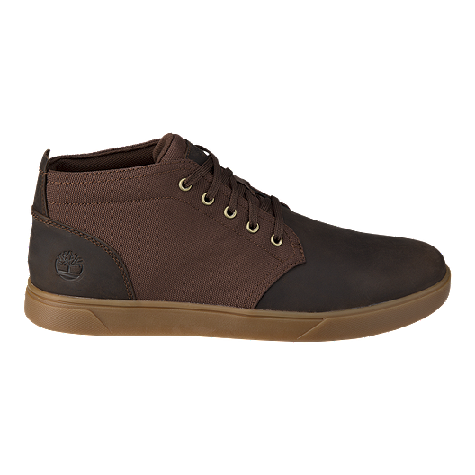 658bd007 Timberland Men's Groveton Chukka Boot - Dark Brown   Sport Chek