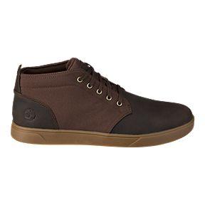 2b4d426cb89a Timberland Men s Groveton Chukka Boot - Dark Brown