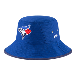 f77d3641f52 Toronto Blue Jays New Era Men s Hex Team Bucket Hat
