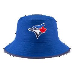 f77d3641f52 Toronto Blue Jays New Era Men s Hex Team Bucket Hat