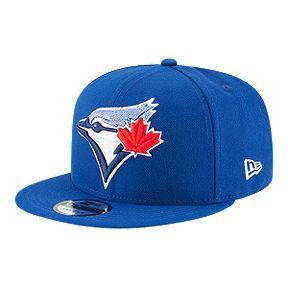 Toronto Blue Jays New Era Men s Squad Twist Snap Hat f42b20f13e4a